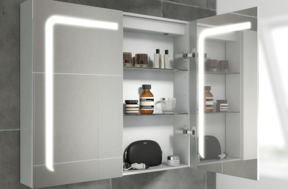 Product Spotlight: Easy bathroom storage with Stratus by HiB