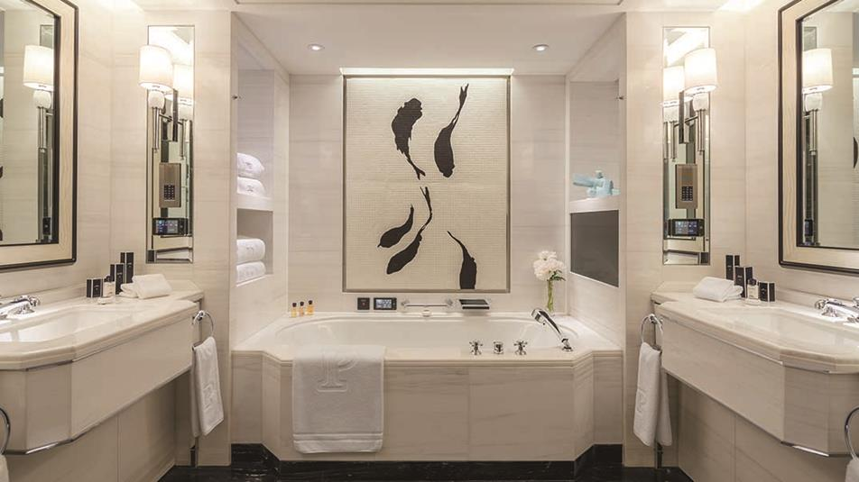 The Peninsula Beijing - Deluxe Room_Bathroom