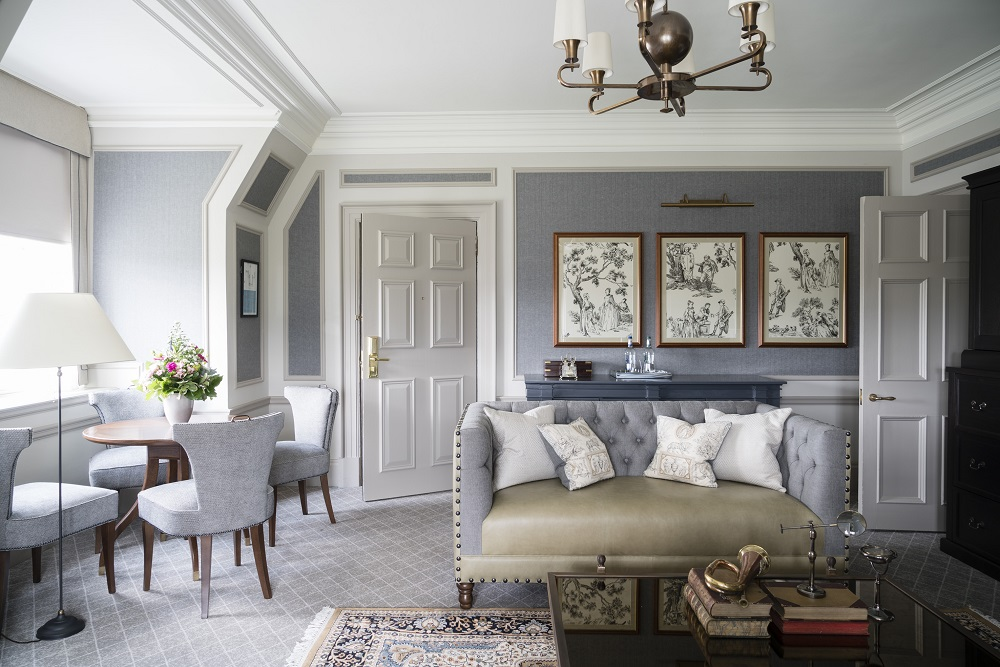 New Look Gleneagles Unveiled After First Phase Of Refurb