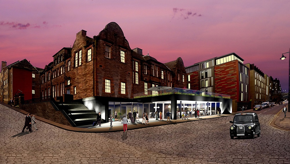 Royal Mile project to turn old school building into boutique hotel