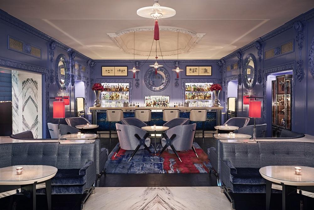 Blue Bar at The Berkeley