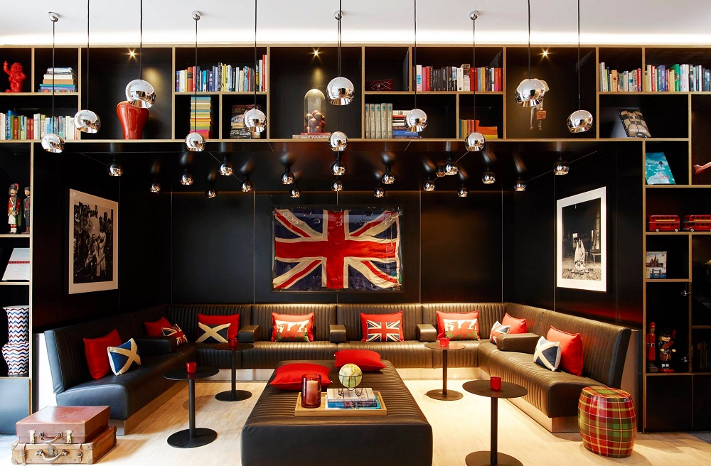 Grand opening for citizenm tower of london property for M design hotel