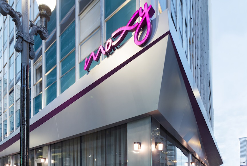 Moxy New Orleans