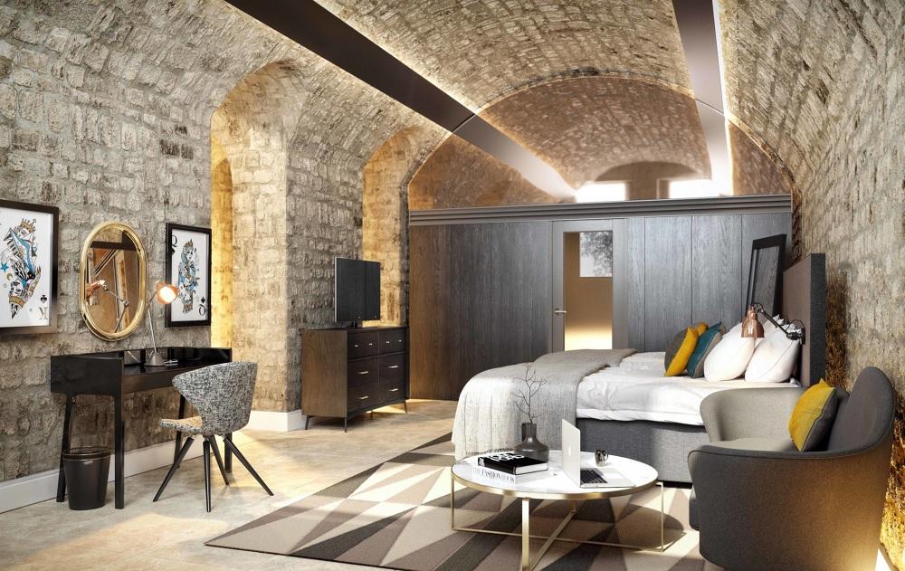 Permission Granted For Hotel Indigo Bath Construction