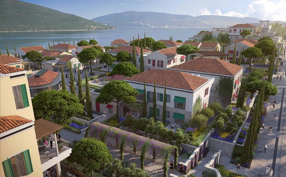 Portonovi, Montenegro