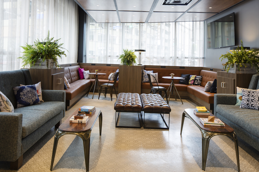 Moxy new orleans arrives with design by stonehill taylor for Design hotel new orleans