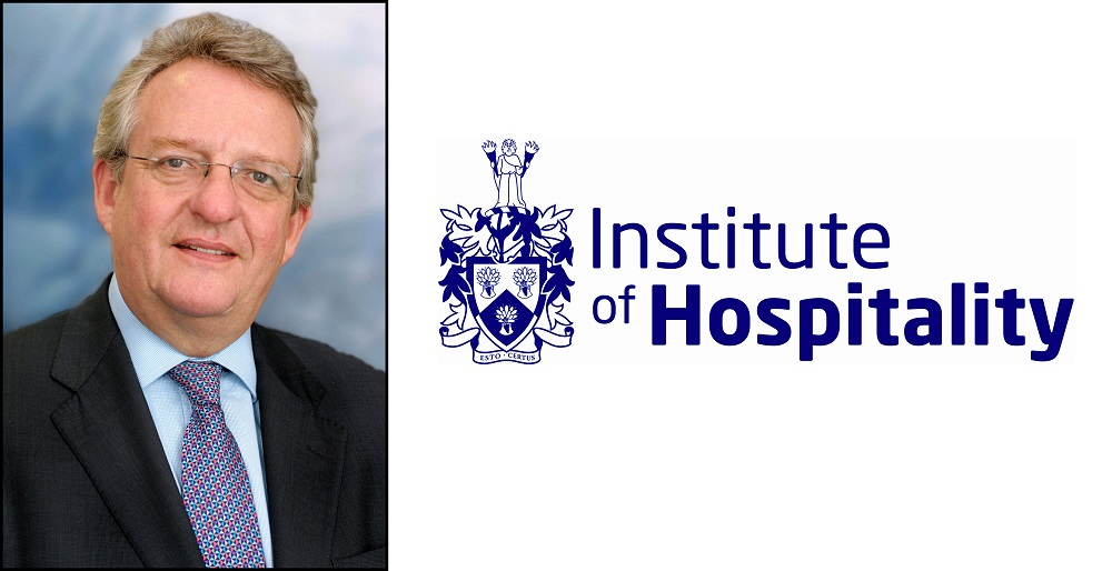 Peter Ducker, CEO of Institute of Hospitality