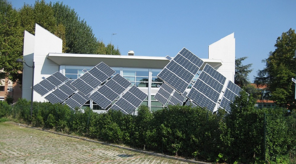 Solar power for hotels