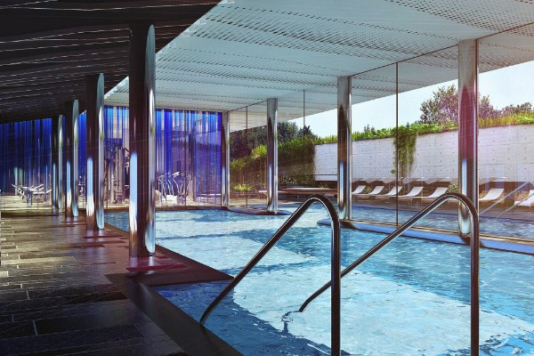 New spa opens at The Hotel Royal Savoy, Lausanne