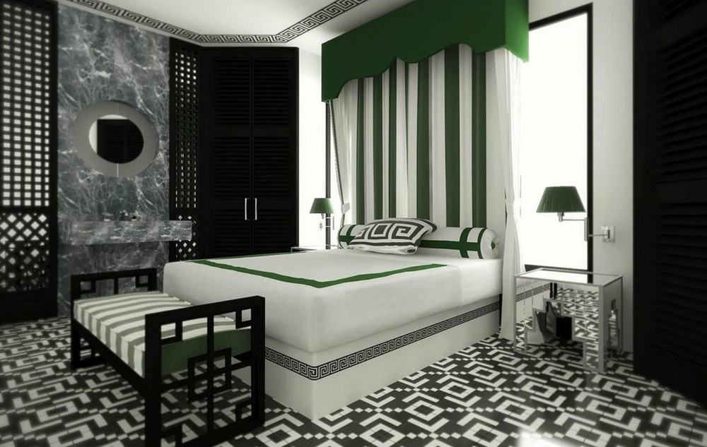 Room mate hotels opens fourth barcelona hotel hotel designs for Hotel design barcelone