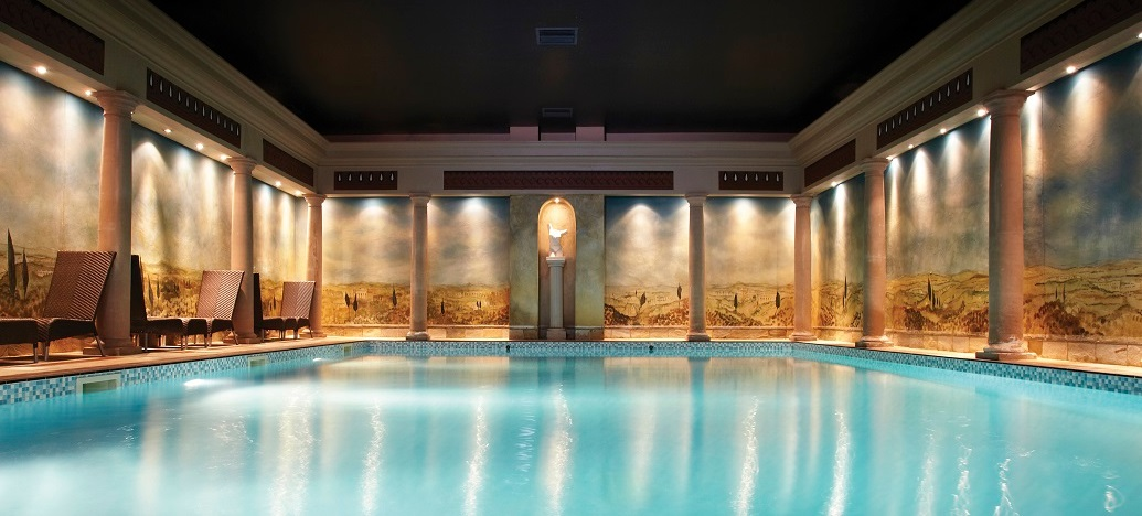 Utopia Spa at Rowhill Grange Hotel