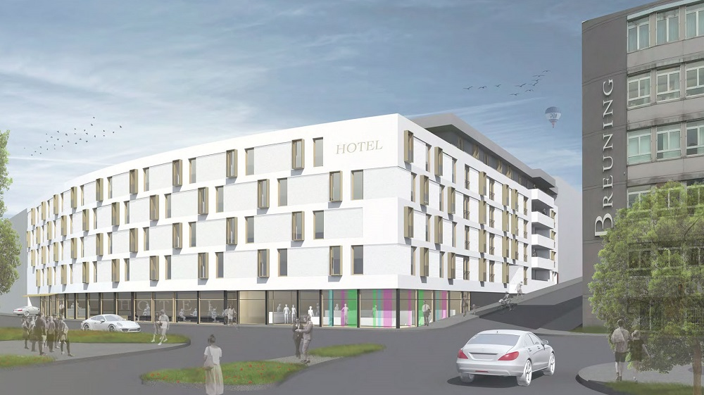 InterContinental Hotels Group has announced that the group will add five new Holiday Inn and Holiday Express hotels to its growing presence in Germany