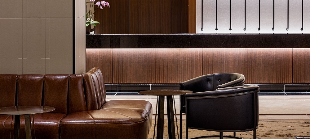 Sneak Peek: Indidesign redesigns Hilton San Francisco lobby