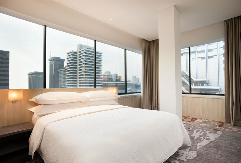 Starwood Hotels to debut Four Points Jakarta, Thamrin