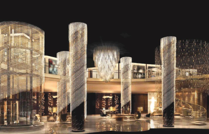 Paramount Hotel - one project in the pipeline for UAE hotel industry