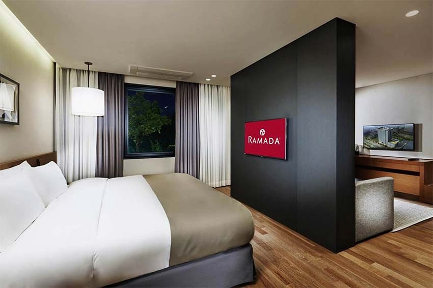 Ramada openings in Korea