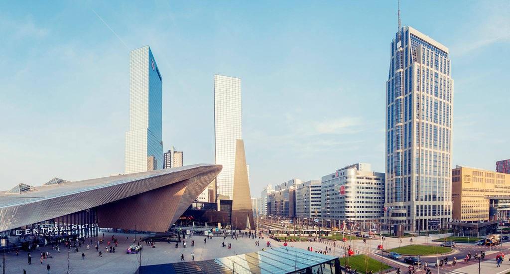 Marriott Hotels debuts in Rotterdam