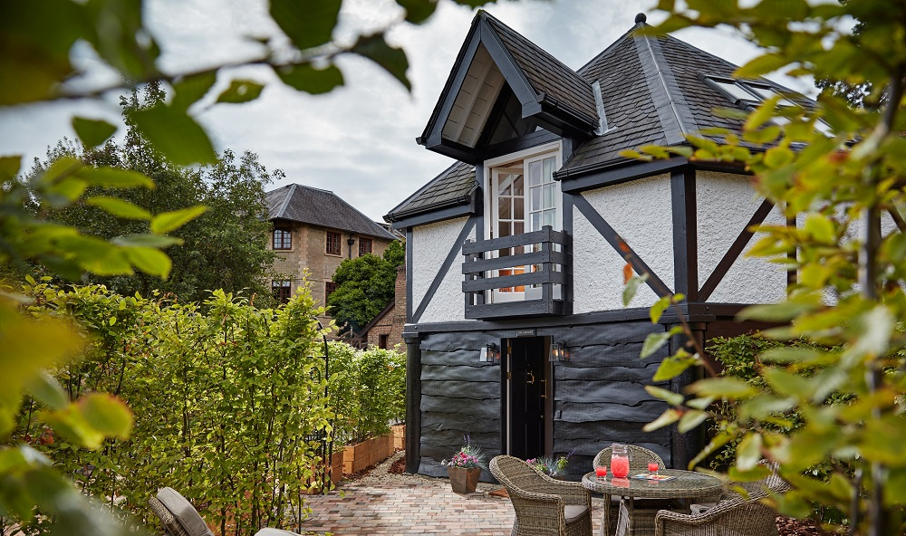 The Granary Exterior Pennyhill Park, an Exclusive Hotel & Spa MR