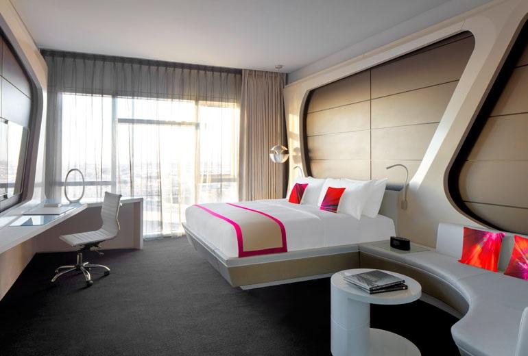 W hotel dubai hotel designs for Dubai hotel design