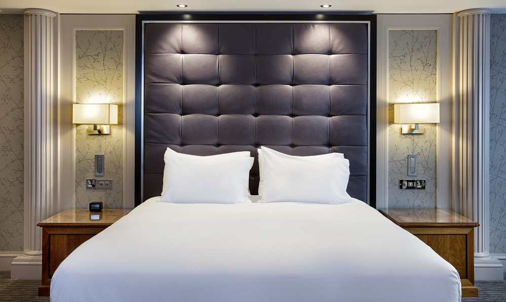 DoubleTree Glasgow Central opens after £11m refurbishment