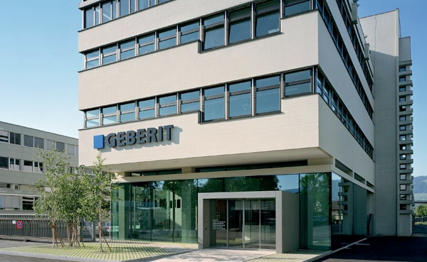 Geberit - Forbes Top 100