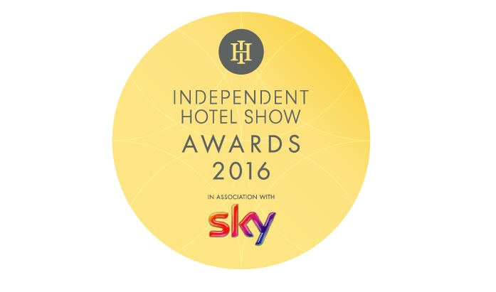 Independent Hotel Show Awards 2016