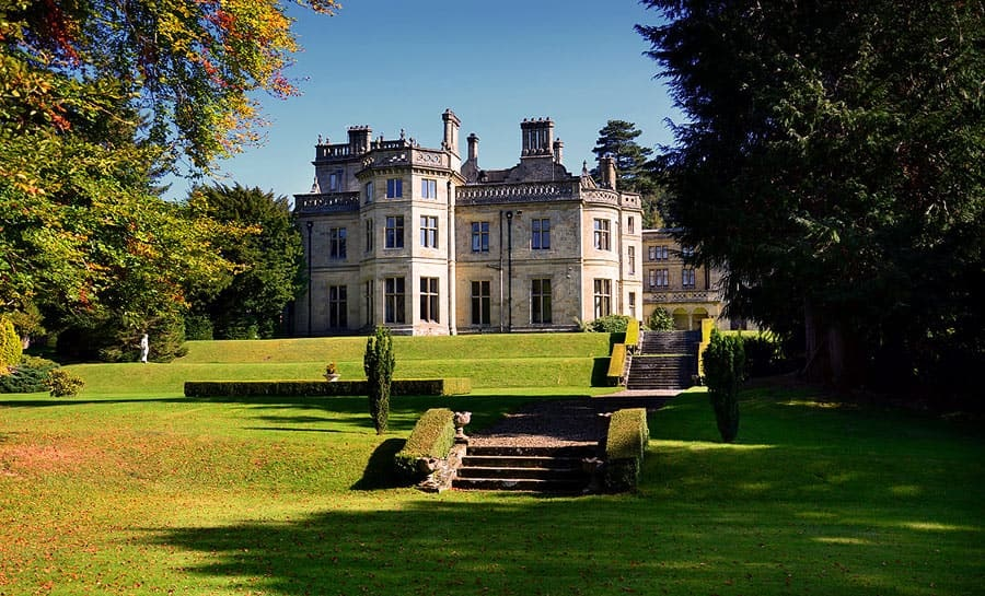 Luxury Hotels In North Wales Snowdonia