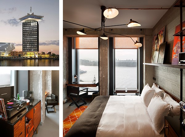 Sneak peek sir hotels set to take berlin hamburg and for Hotel design amsterdam