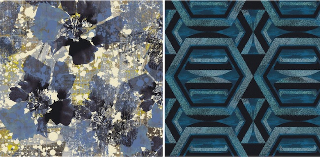 Brintons introduces art-inspired 'Altered Gravity' collection by Stacey Garcia