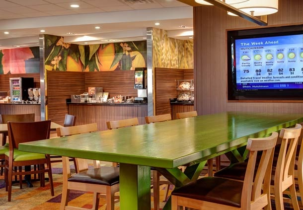 Gene Kaufman - Fairfield Inn, NYC
