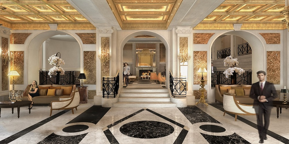 Rome 39 s iconic hotel eden to reopen april 2017 for Design hotel eden