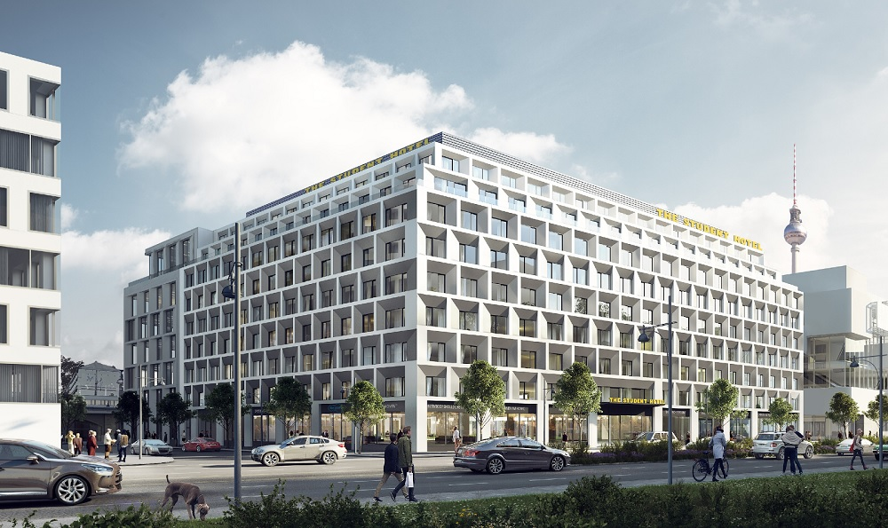 The Student Hotel - Berlin