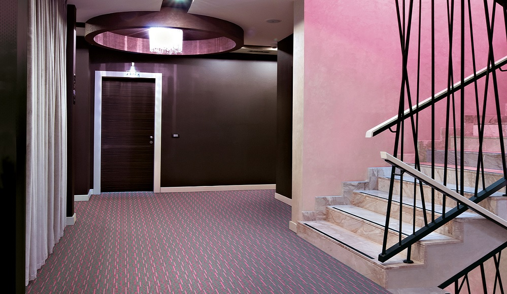 Wilton Carpets showcasing Signature Collection at IHS