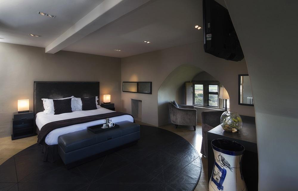Ap Gruffydd Bedroom, Roch Castle, Pembrokeshire