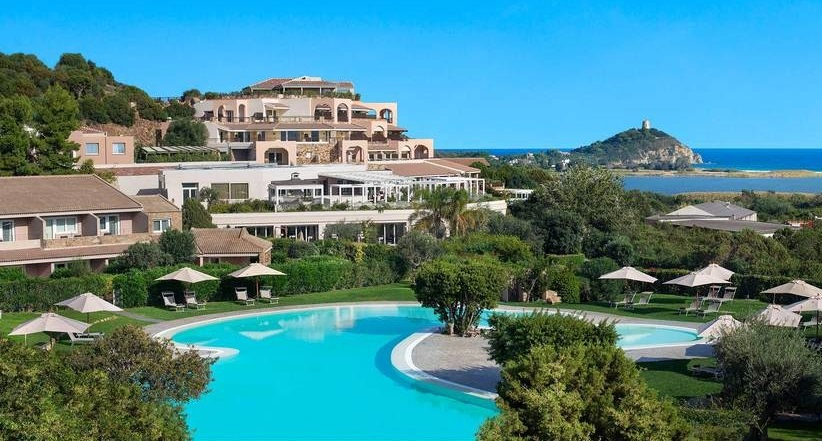 Chia Laguna Resort Hotel Baia