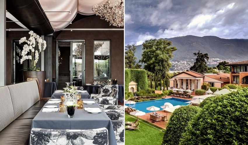 Design Hotels - Giardino Ascona
