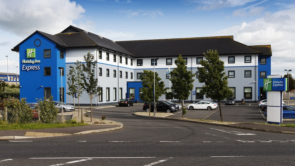 Holiday Inn Express Antrim to undergo refurbishment
