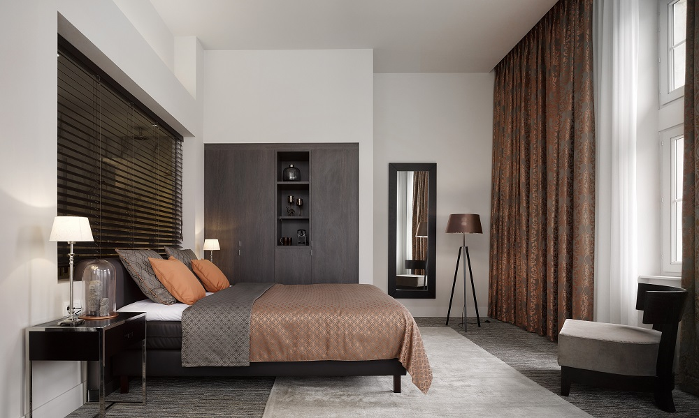 Luxury fabric specialist Kobe UK will be