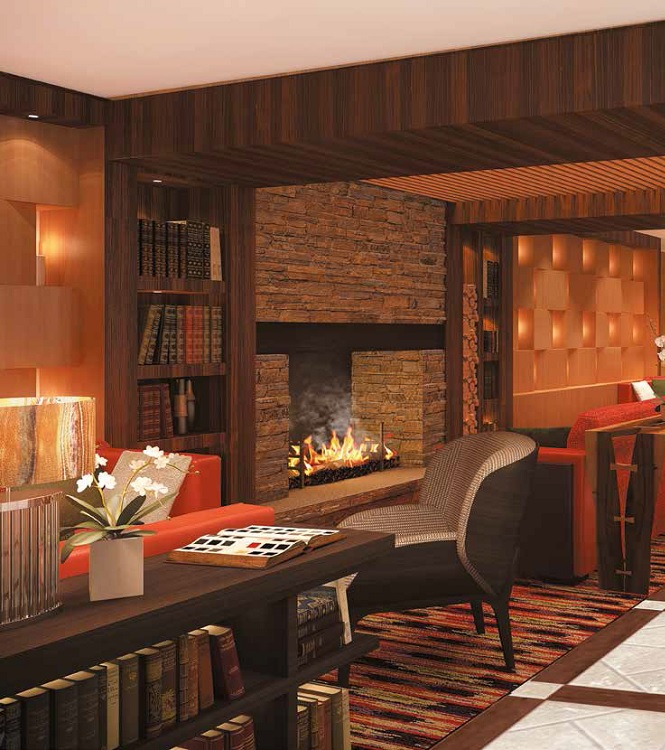 Hotel Les Neiges benefits from an enviable location at the foot of the Bellecôte ski slope, with 42 rooms and suites on the slopes, and an easy stroll from the centre of Courchevel