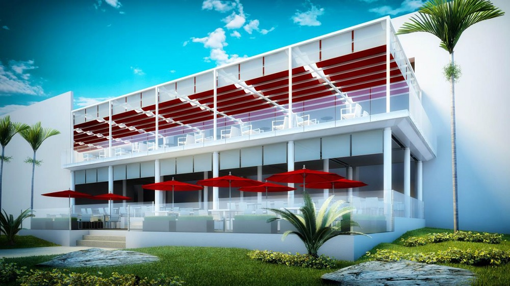 Meli hotels plans for transformation for paradisus los for Hotel design 2016
