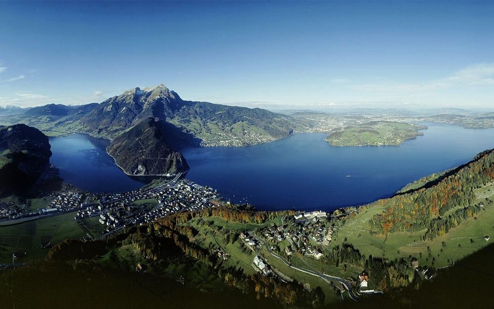 Burgenstock Resort Lucerne