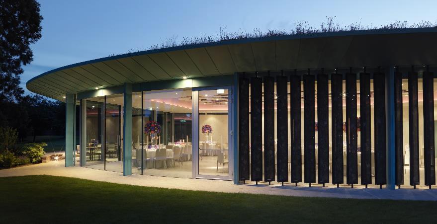 The Grove, Hertfordshire - by Martin Hulbert Design