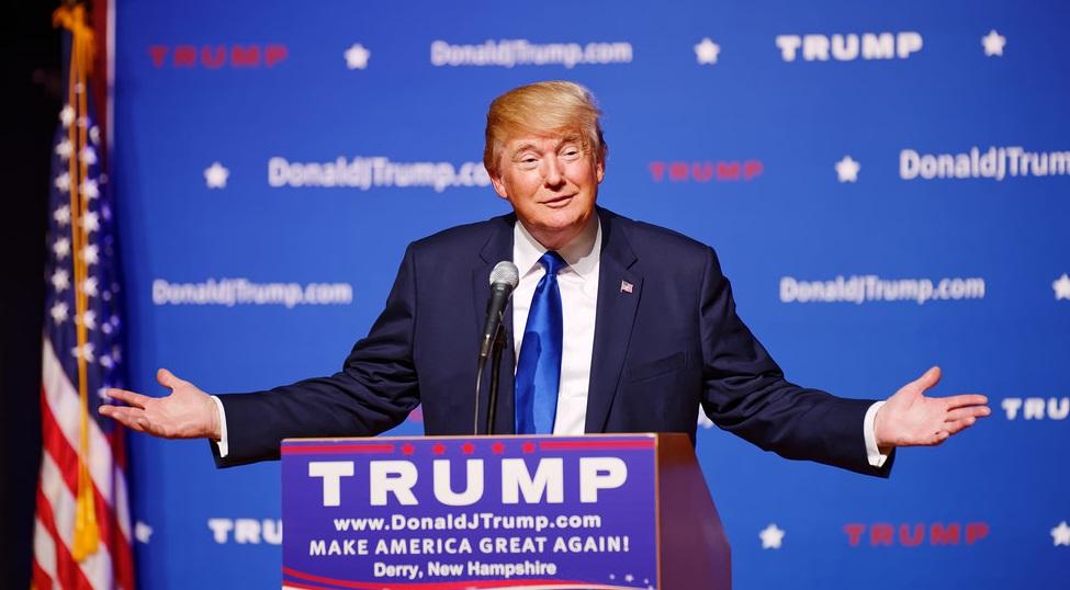 Donald Trump - US hospitality