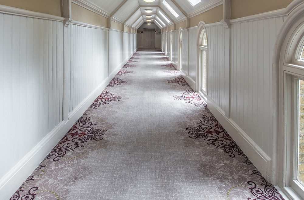Wilton Carpets at The Chapel, Beaumont