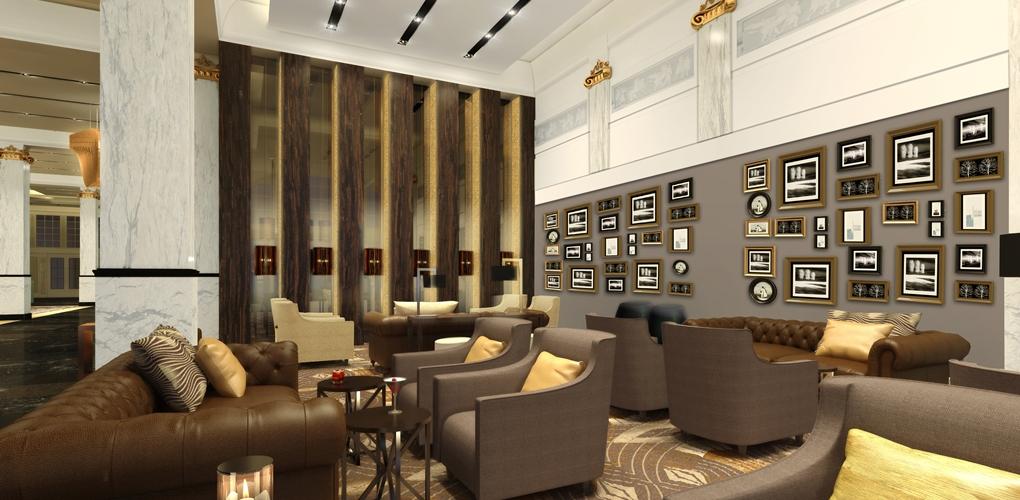 Curio by Hilton Reichshof-Hamburg lobby