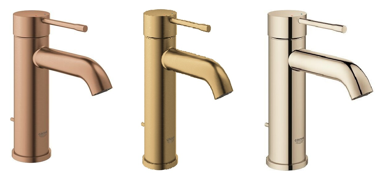 Introducing Grohe Essence Freedom Of Choice In The Bathroom