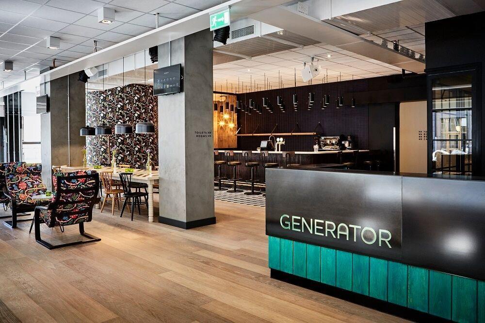 Generator Hostels