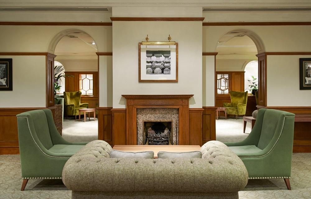 DoubleTreet by Hilton Southampton - Pavilion Lounge