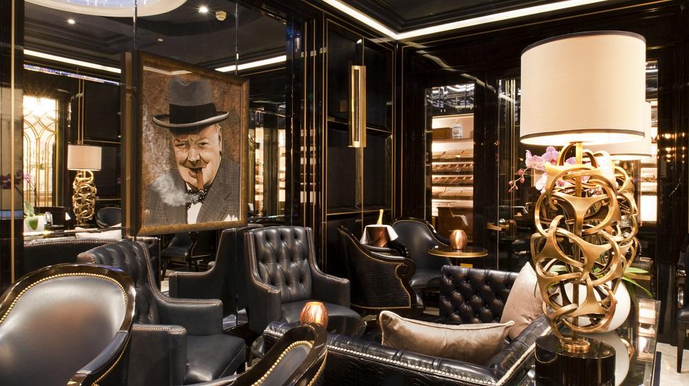 Wellesley Hotel, London.