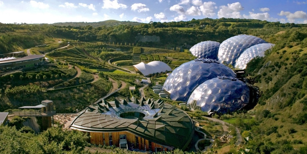 New hotel for Eden Project
